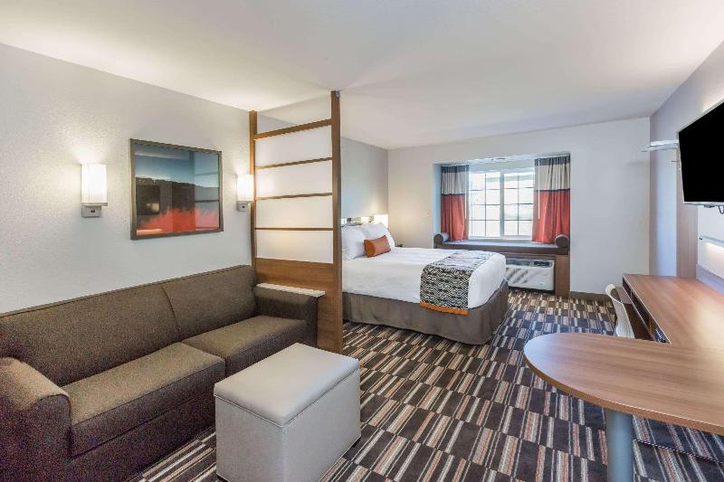Room Microtel Inn & Suites By Wyndham Tioga