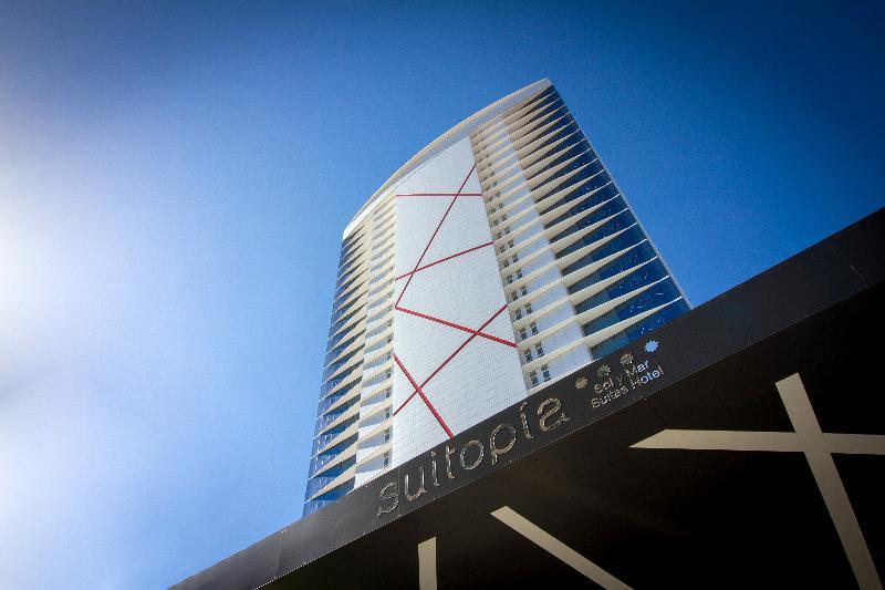 Escapada en el Suitopia sol y mar suites hotel