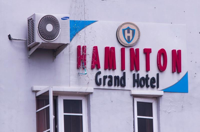 General view Haminton Grand Hotel