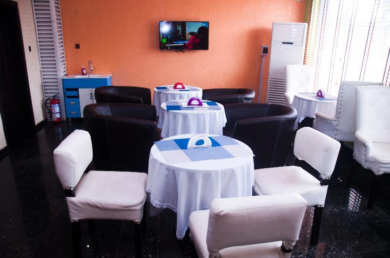 Restaurant Haminton Grand Hotel
