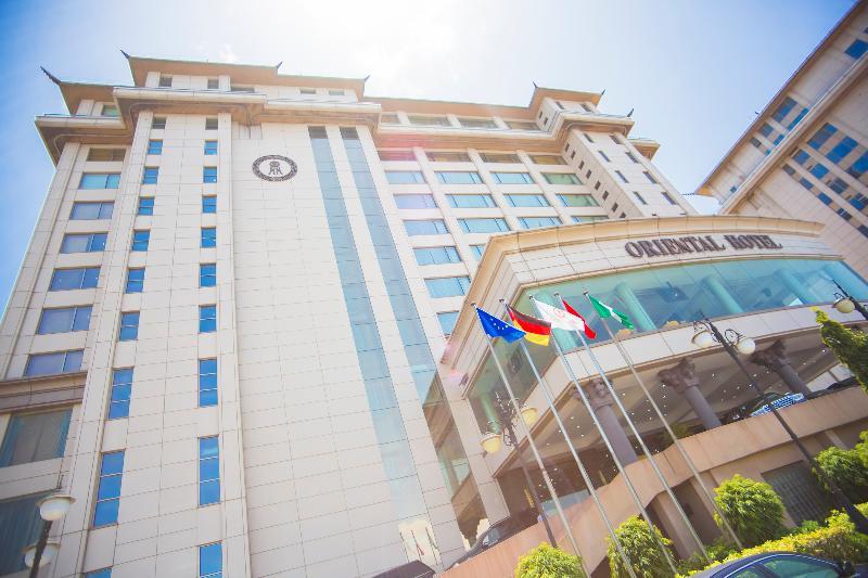 General view Lagos Oriental Hotel