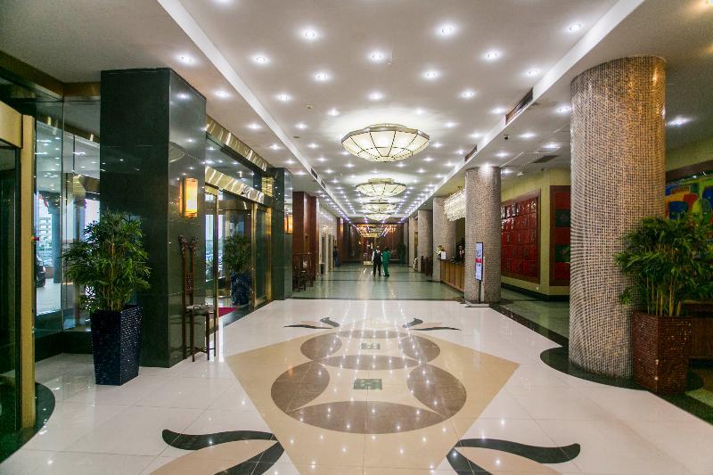 Lobby Lagos Oriental Hotel