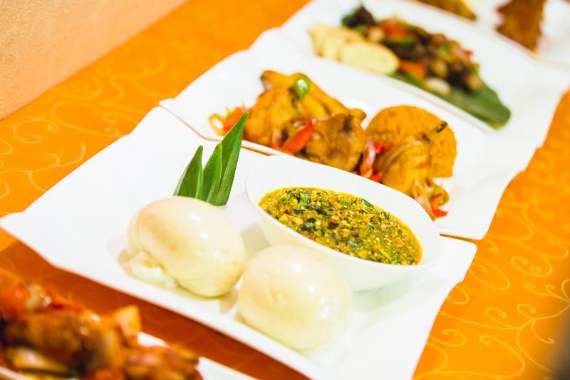 Restaurant Lagos Oriental Hotel