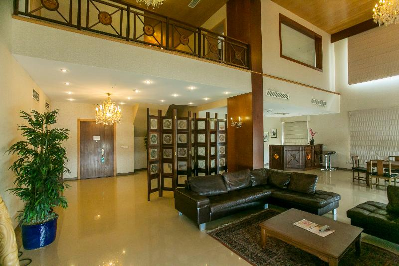 Room Lagos Oriental Hotel