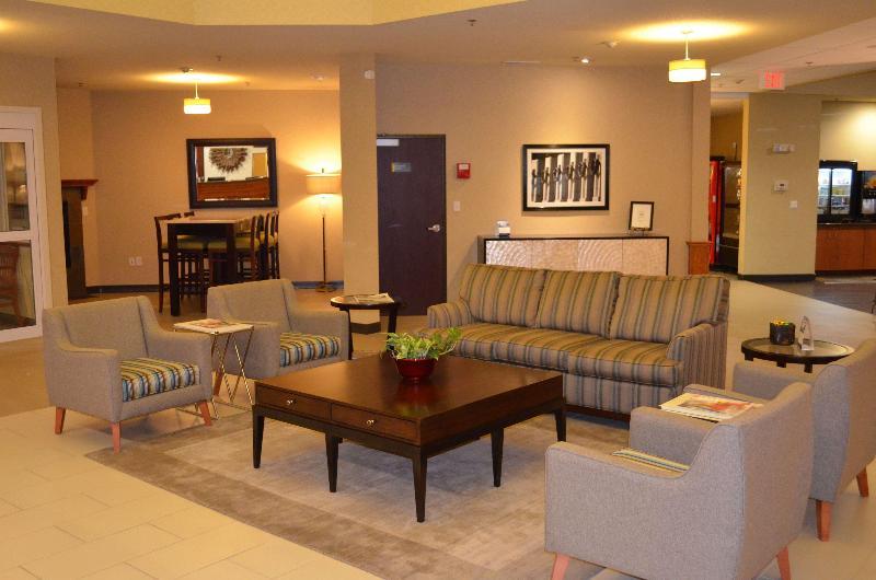 Lobby Best Western Liberty Inn Dupont