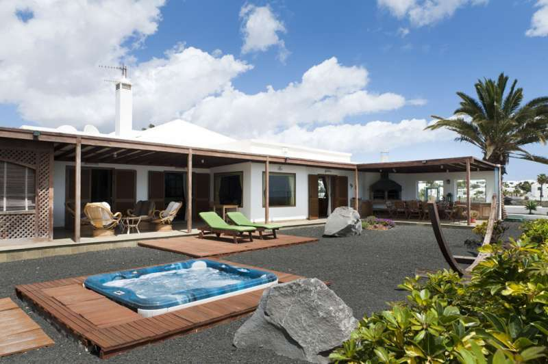 General view Villa In Costa Teguise, Lanzarote 101535
