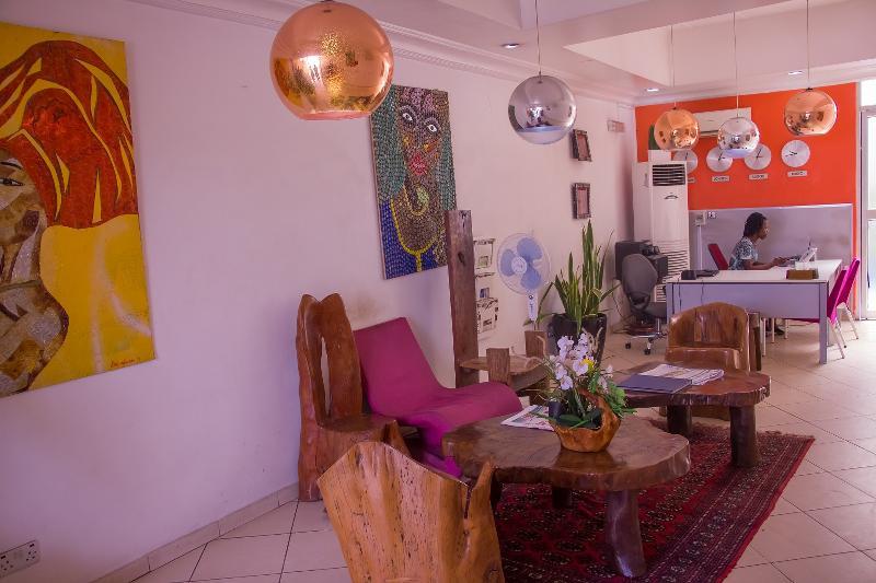 Lobby Nne-eka Residence