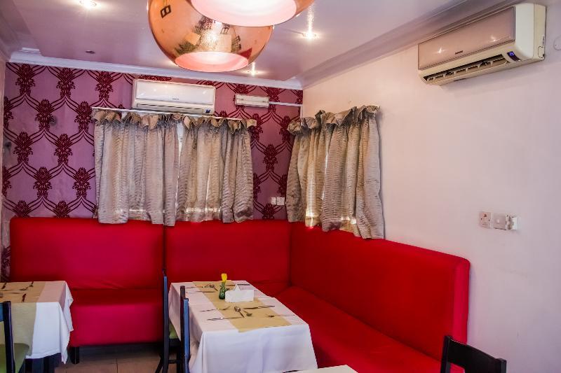 Restaurant Nne-eka Residence