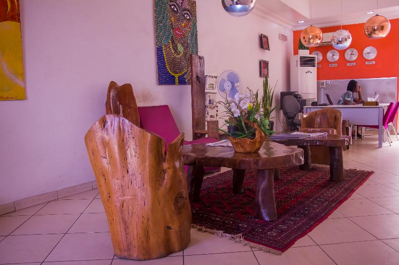 Beach Nne-eka Residence