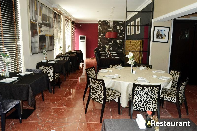 Restaurant Villa Angelia Victoria Island & Chinese Restaurant
