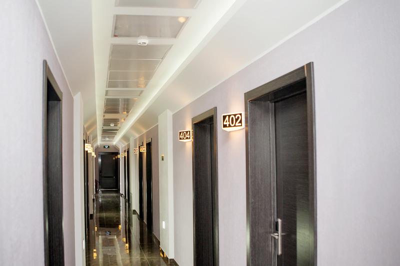 Lobby Chisto Hotel