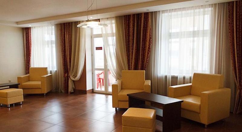 Lobby Neman Hotel