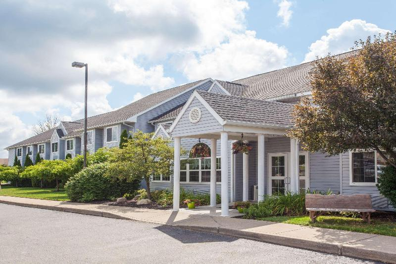 General view Microtel Inn & Suites By Wyndham Springville