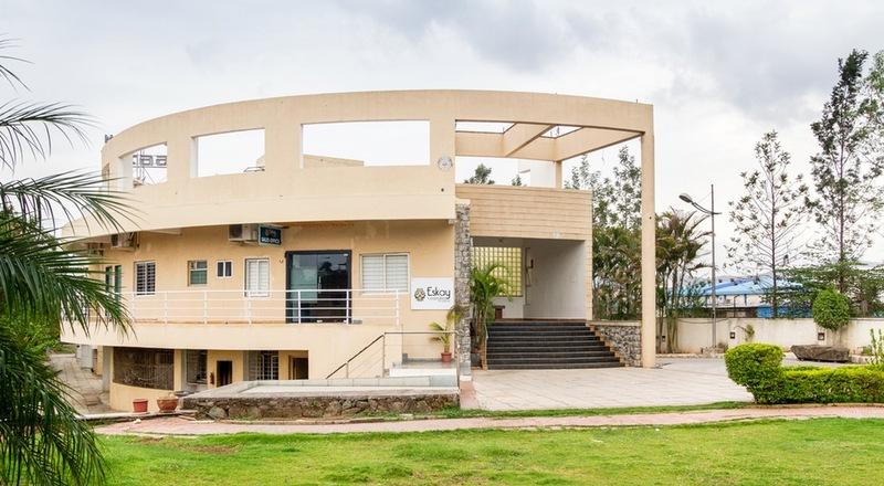 General view Treebo Niraali Executive Pune