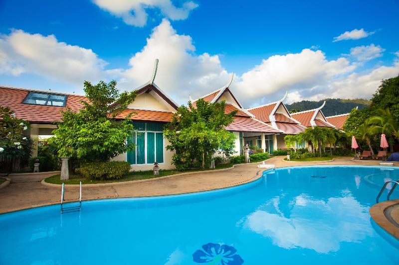 General view Pattra Vill Resort