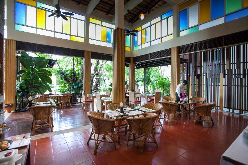 Restaurant Pattra Vill Resort