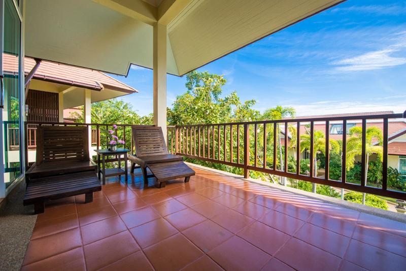 Room Pattra Vill Resort