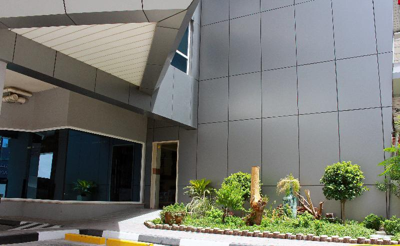 General view Al Deyafa Hotel Apartments 3