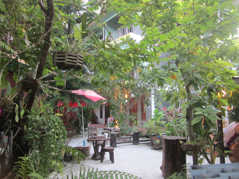 General view Phatchara Boutique Hotel