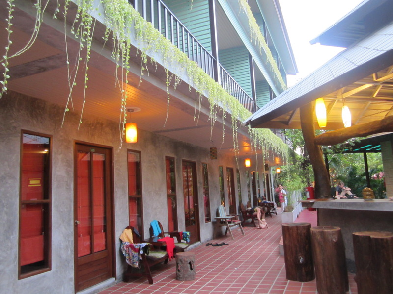 Lobby Phatchara Boutique Hotel