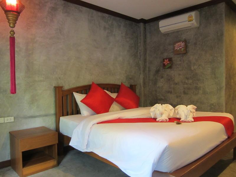 Room Phatchara Boutique Hotel