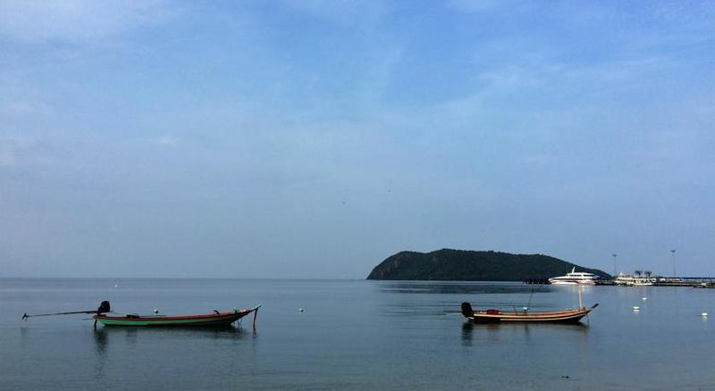 Beach The Pier,koh Phangan