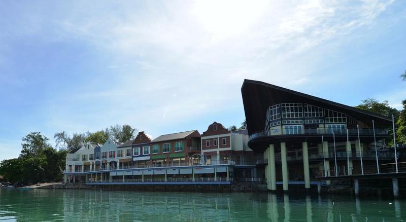 General view Royal Langkawi Yacht Club