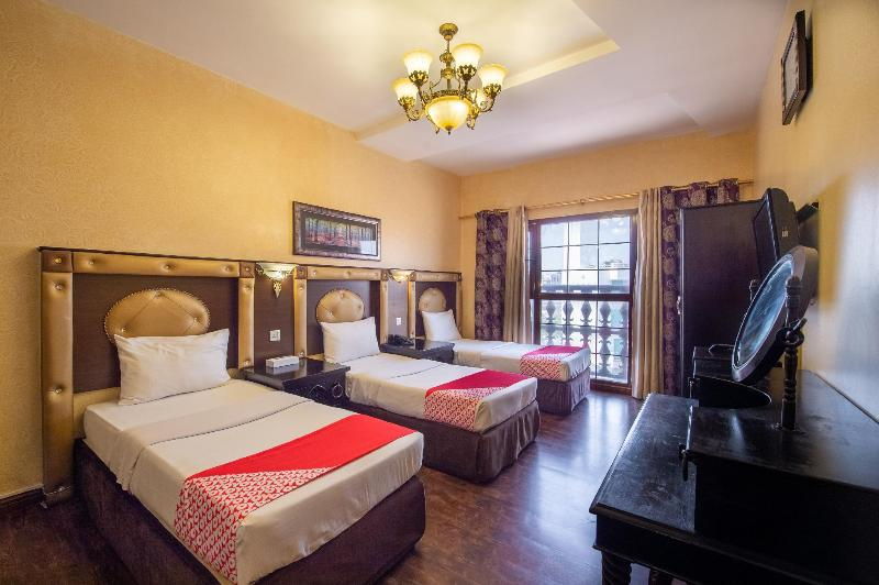 General view Hafez Hotel Apartments