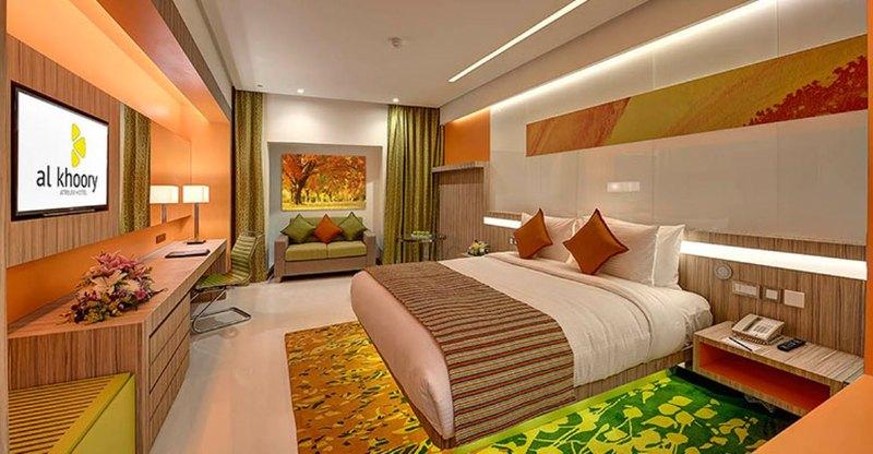 Al Khoory Atrium Hotel  - Al Barsha