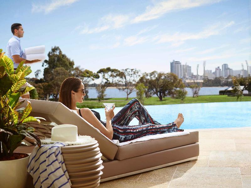 Pool Crown Towers Perth