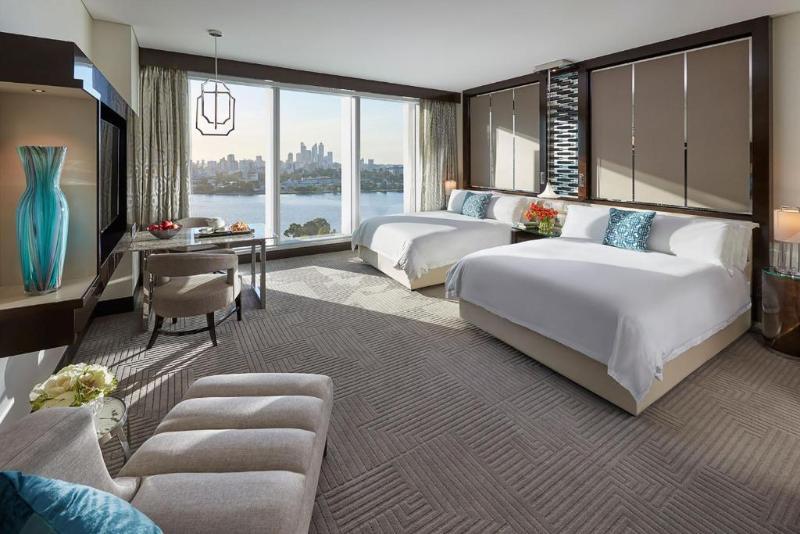 Room Crown Towers Perth