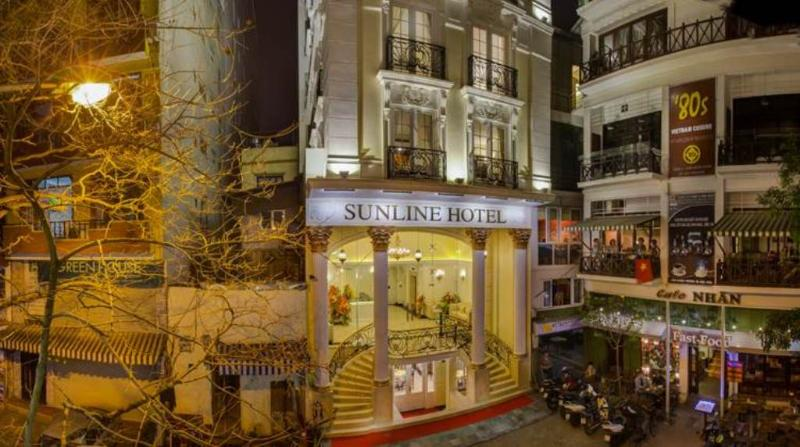 General view Sunline Hotel