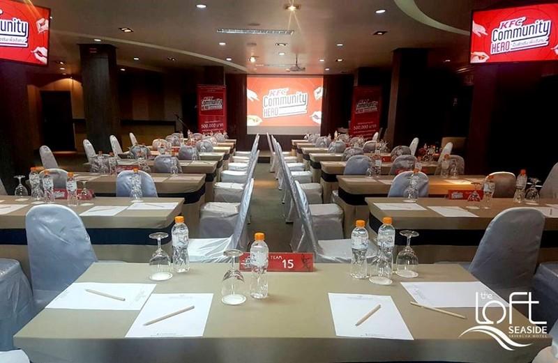 Conferences The Loft Seaside Sriracha
