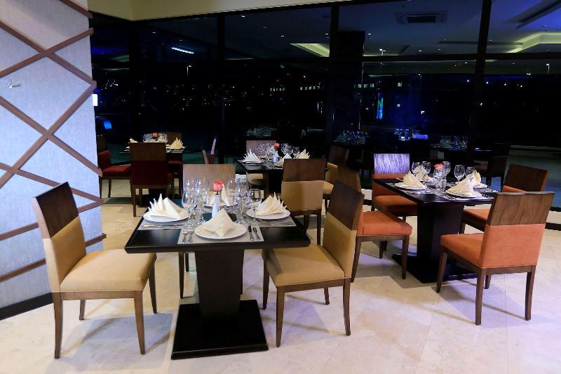 Restaurant Wyndham Quito Airport