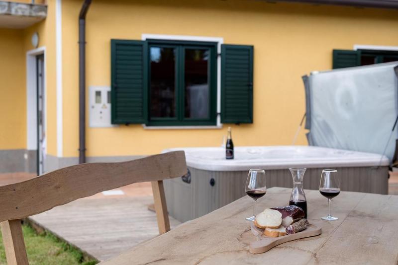 General view Vila Friuli Karst