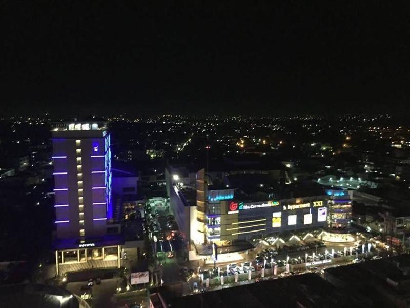 General view Novotel Pekanbaru