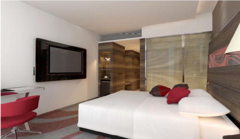Room Novotel Pekanbaru