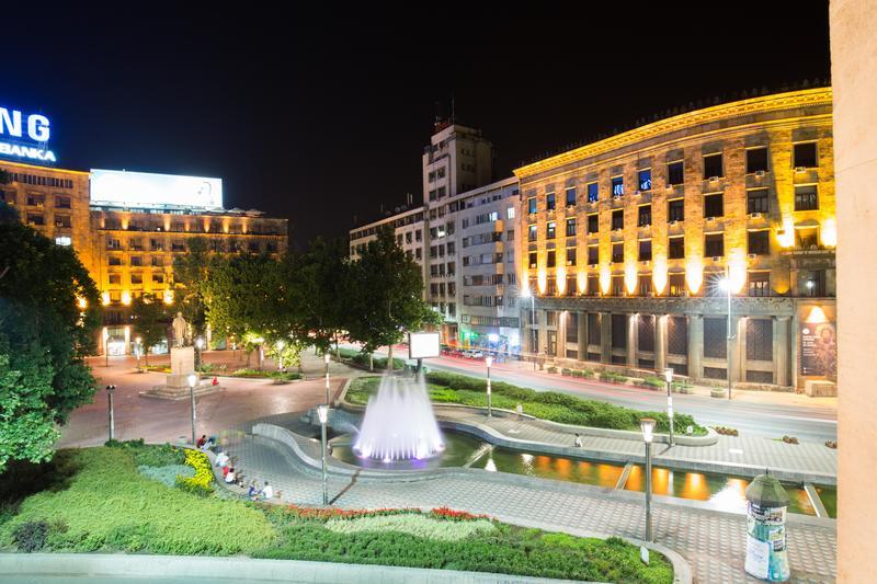 Белград - Maccani Luxury Suites
