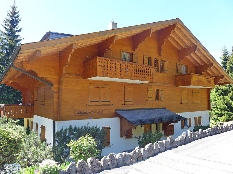 General view Aiguilles Dorees Ii - Four Bedroom