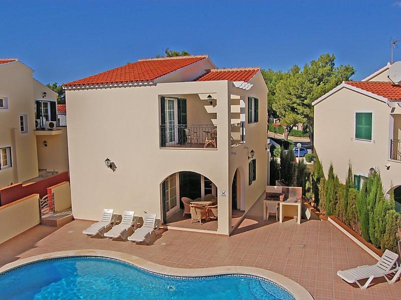 General view Villas Cala Galdana V4d Ac 01 - Four Bedroom