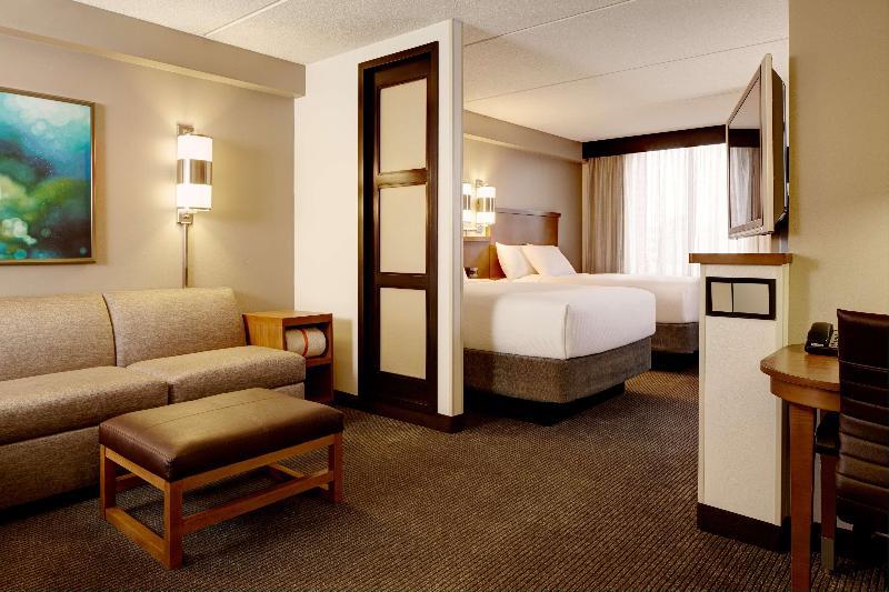 Room Hyatt Place Houston Bush Airport