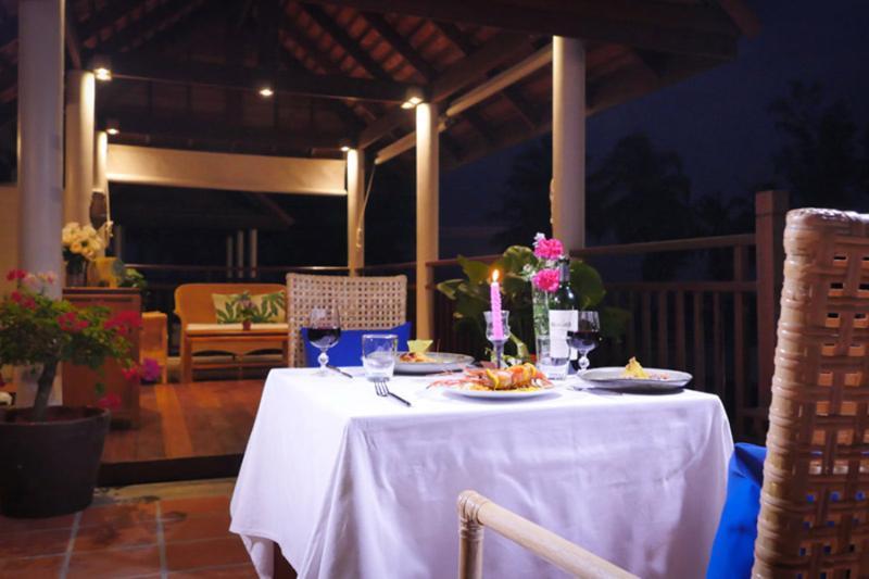 Restaurant Le Menara-north Khao Lak By Khaolak Laguna