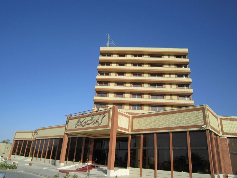 General view Negarestan Hotel