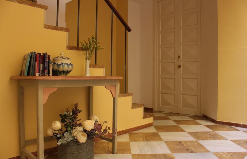 Lobby Life Select San Bernardo