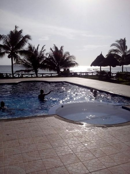 Pool Swahili Beach Resort