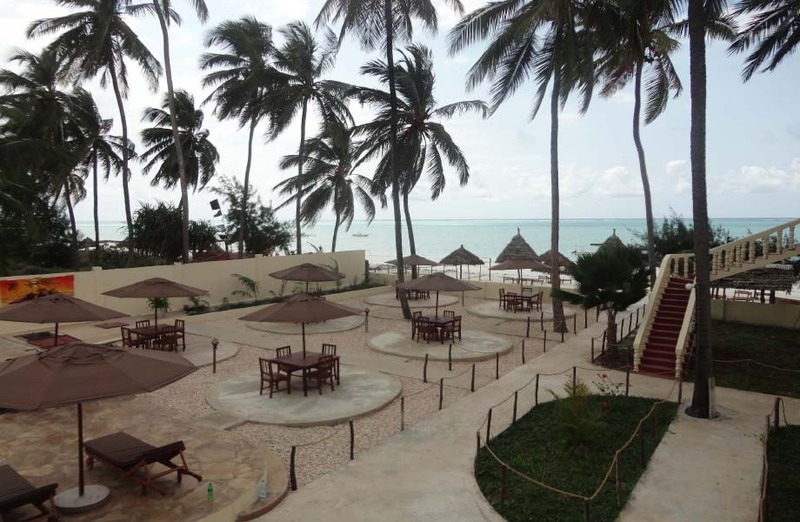 Terrace Kitete Beach Bungalows