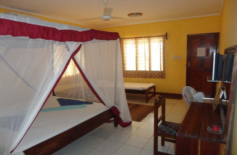 Room Kitete Beach Bungalows