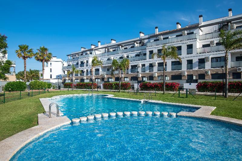 imagen de hotel Las Dunas