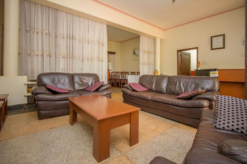 Lobby Nile Anchor Palace