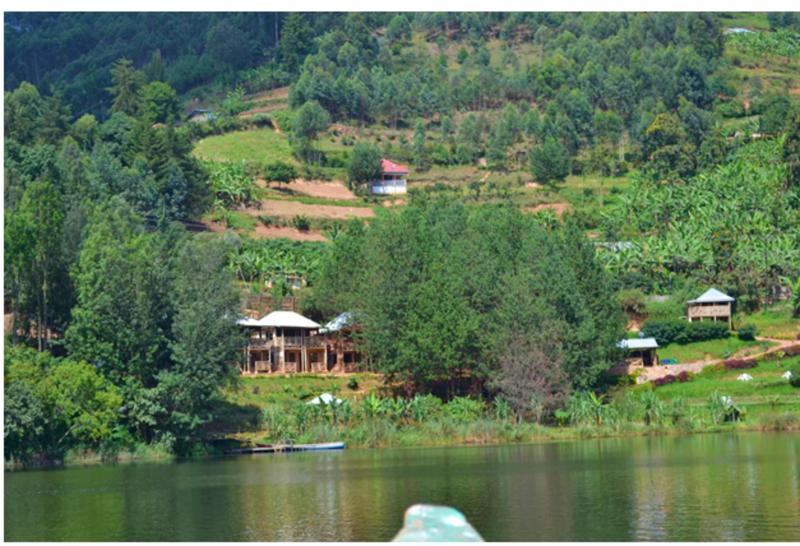 General view Bugombe Gateway Camp